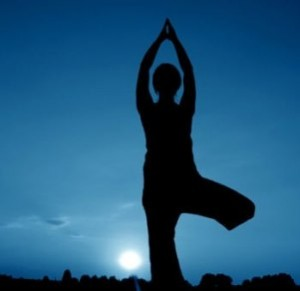 Stillness in Yoga