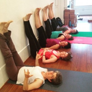 Yoga Pose for Pain Relief