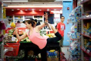 Johnna, Community Fitness Yoga Teacher