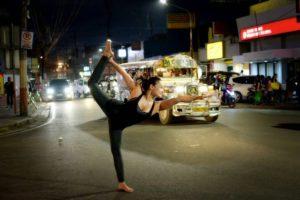 Peach, Community Fitness Yoga Teacher