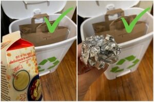 Items you can recycle